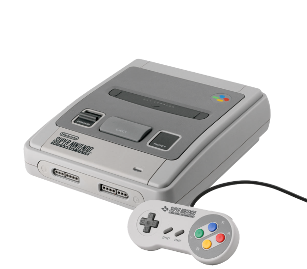 SNES-PAL-Console-Set